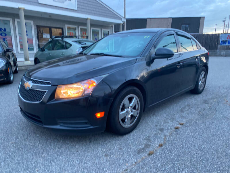 2014 Chevrolet Cruze for sale at Capital Auto Sales in Providence RI