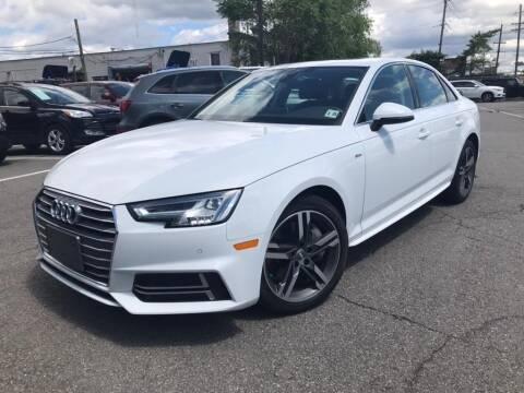 2018 Audi A4 for sale at EUROPEAN AUTO EXPO in Lodi NJ