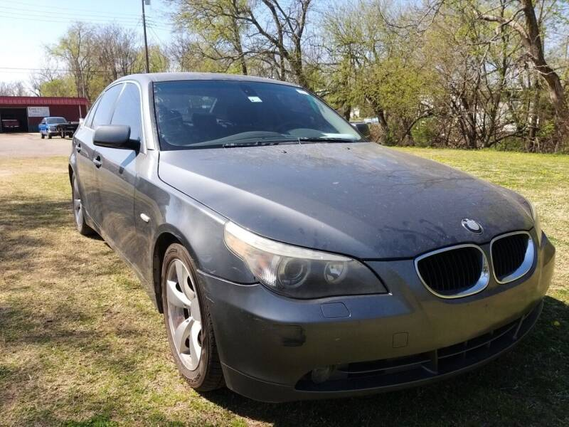 2006 BMW 5 Series for sale at Empire Auto Remarketing in Shawnee OK