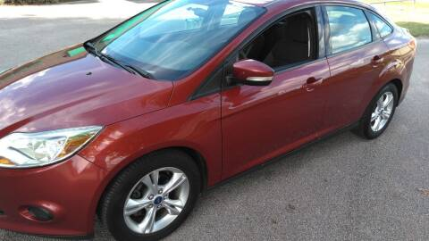 2014 Ford Focus for sale at Haigler Motors Inc in Tyler TX