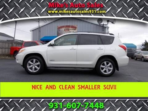 2007 Toyota RAV4 for sale at Mike's Auto Sales in Shelbyville TN
