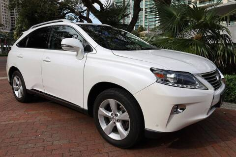 2015 Lexus RX 350 for sale at Choice Auto in Fort Lauderdale FL
