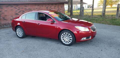2012 Buick Regal for sale at Elite Auto Sales in Herrin IL