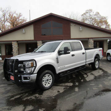 2019 Ford F-250 Super Duty for sale at PRIME RATE MOTORS in Sheridan WY