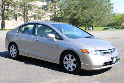 2006 Honda Civic for sale at Great Lakes Classic Cars & Detail Shop in Hilton NY
