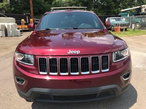 2016 Jeep Grand Cherokee for sale at Nex Gen Autos in Dunellen NJ