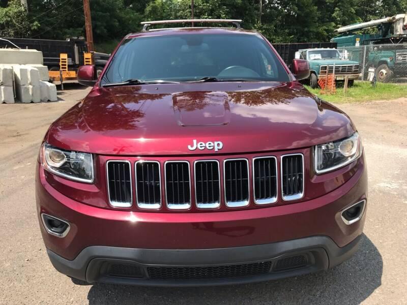 2016 Jeep Grand Cherokee for sale in Dunellen, NJ