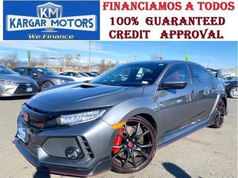2019 Honda Civic for sale at Kargar Motors of Manassas in Manassas VA