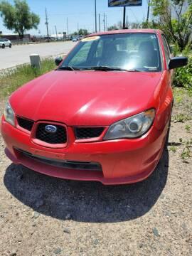 2006 Subaru Impreza for sale at PB&J Auto in Cheyenne WY