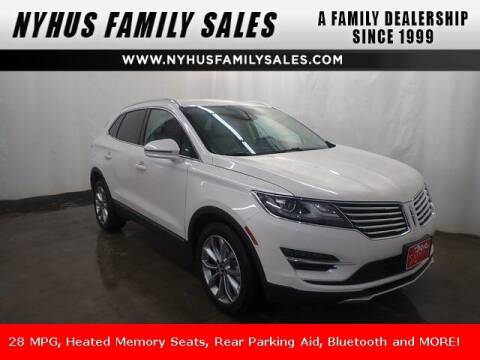 2018 Lincoln MKC for sale at Nyhus Family Sales in Perham MN