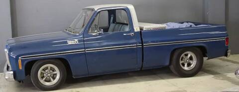 1979 Chevrolet C/K 10 Series for sale at McQueen Classics in Lewes DE