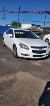 2012 Chevrolet Malibu for sale at Juniors Auto Sales in Tucson AZ
