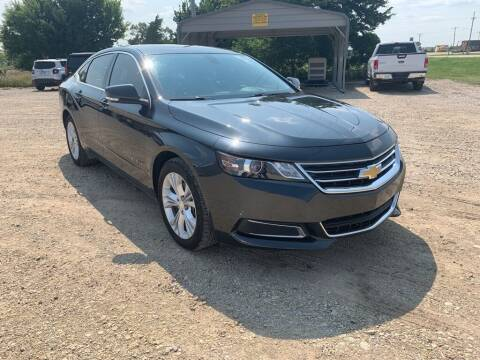 2015 Chevrolet Impala for sale at Becker Autos & Trailers in Beloit KS