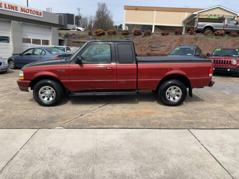 2000 Ford Ranger for sale at State Line Motors in Bristol VA