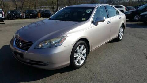 2008 Lexus ES 350 for sale at Salem Auto Sales in Salem VA