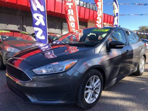 2015 Ford Focus for sale at Duke City Auto LLC in Gallup NM