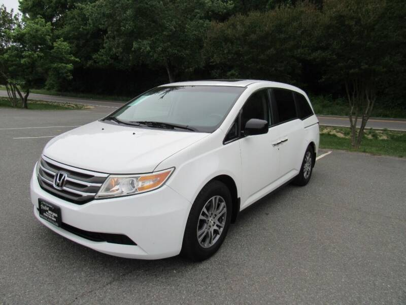 2013 Honda Odyssey for sale at Pristine Auto Sales in Monroe NC