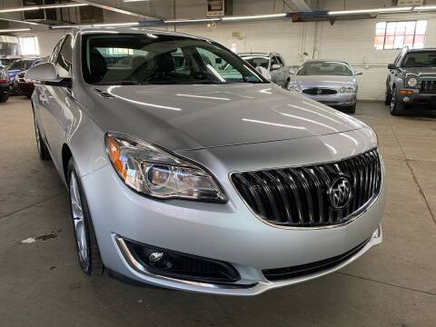 2017 Buick Regal for sale at John Warne Motors in Canonsburg PA
