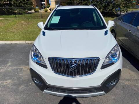 2016 Buick Encore for sale at J Franklin Auto Sales in Macon GA