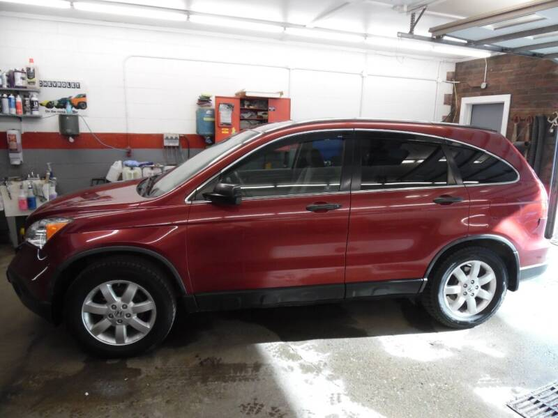 2007 Honda CR-V for sale at East Barre Auto Sales, LLC in East Barre VT