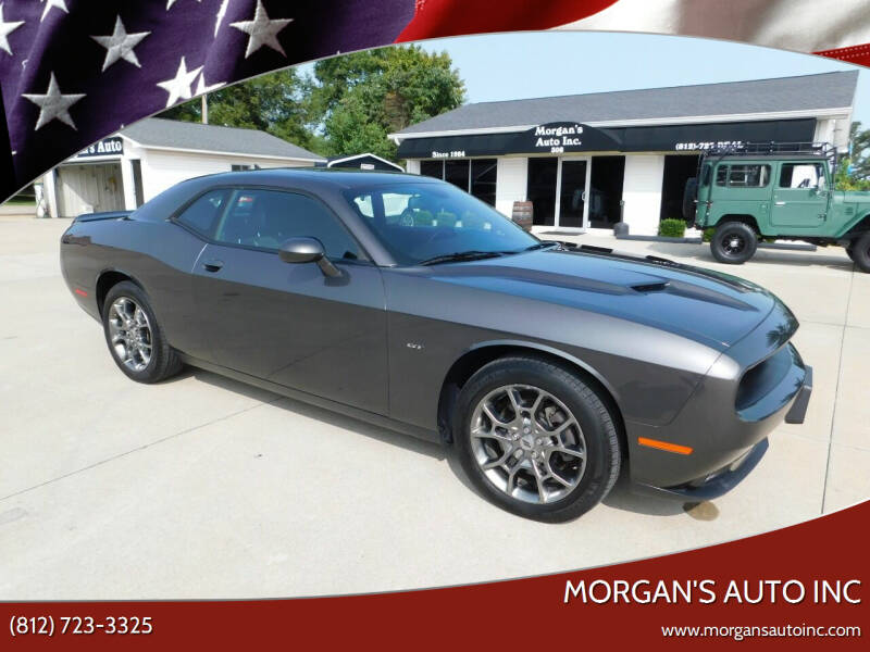 2017 Dodge Challenger for sale at Morgan's Auto Inc in Paoli IN