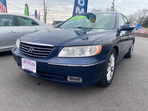 2007 Hyundai Azera for sale at Cars for Less in Phenix City AL