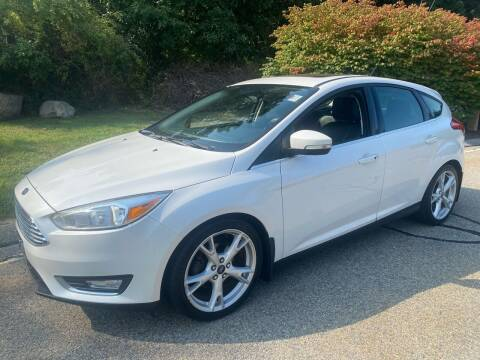 2016 Ford Focus for sale at Padula Auto Sales in Braintree MA