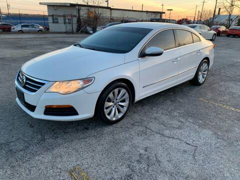 2011 Volkswagen CC for sale at Eddie's Auto Sales in Jeffersonville IN