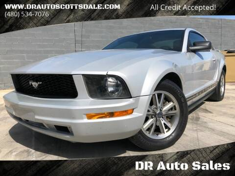 2005 Ford Mustang for sale at DR Auto Sales in Scottsdale AZ