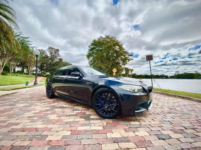 2014 BMW M5 for sale at FALCON AUTO BROKERS LLC in Orlando FL