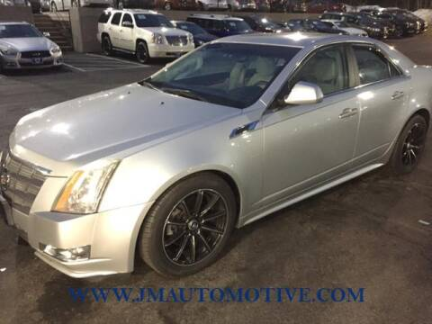 2011 Cadillac CTS for sale at J & M Automotive in Naugatuck CT