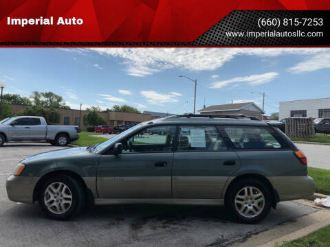 2001 Subaru Outback for sale at Imperial Auto of Marshall in Marshall MO