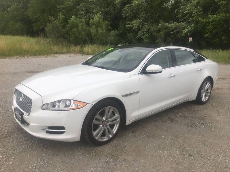 2014 Jaguar XJL for sale at ROUTE 6 AUTOMAX in Markham IL