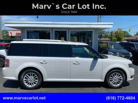 2014 Ford Flex for sale at Marv`s Car Lot Inc. in Zeeland MI