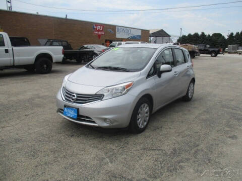 2014 Nissan Versa Note for sale at Rondo Truck & Trailer in Sycamore IL