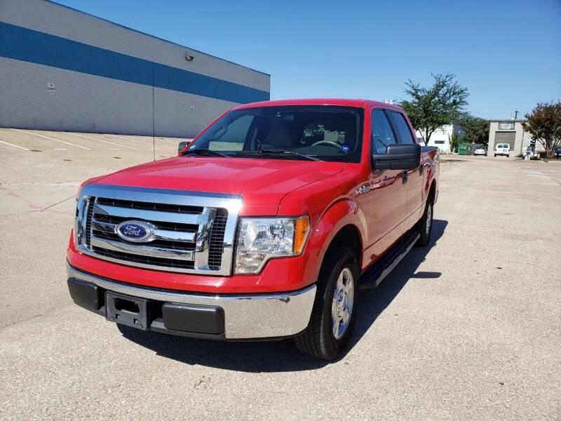 2009 Ford F-150 for sale at Image Auto Sales in Dallas TX