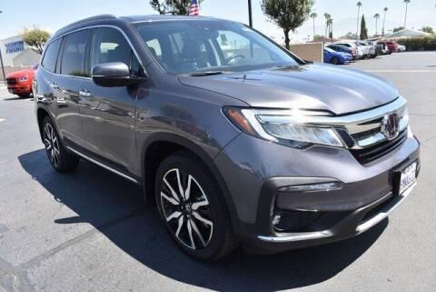 2020 Honda Pilot for sale at DIAMOND VALLEY HONDA in Hemet CA