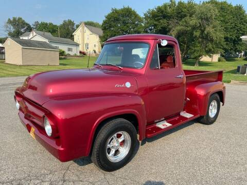 1953 Ford F-100 for sale at Right Pedal Auto Sales INC in Wind Gap PA