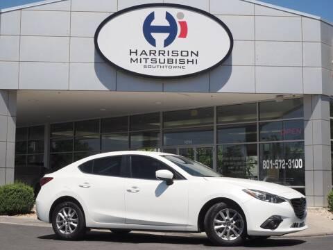 2016 Mazda MAZDA3 for sale at Harrison Imports in Sandy UT
