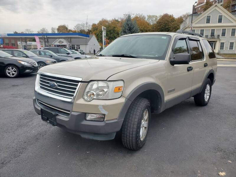 2006 Ford Explorer for sale at K Tech Auto Sales in Leominster MA