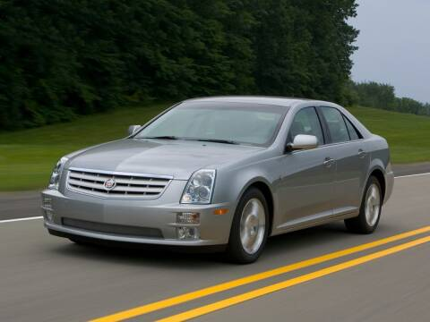 2007 Cadillac STS for sale at Sundance Chevrolet in Grand Ledge MI