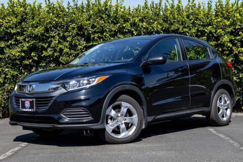 2019 Honda HR-V for sale at 605 Auto  Inc. in Bellflower CA