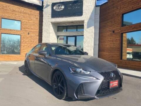 2017 Lexus IS 300 for sale at Hamilton Motors in Lehi UT