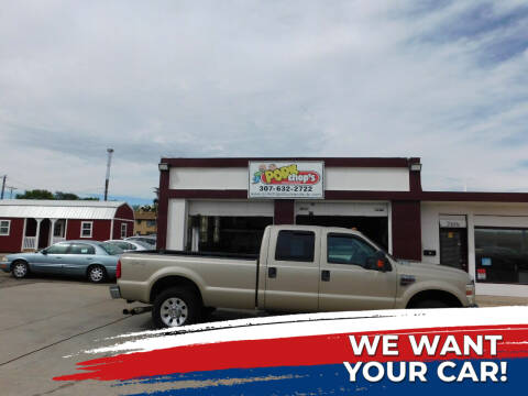 2008 Ford F-250 Super Duty for sale at Pork Chops Truck and Auto in Cheyenne WY