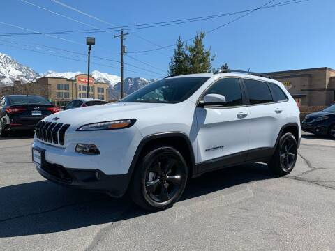 2018 Jeep Cherokee for sale at Ultimate Auto Sales Of Orem in Orem UT