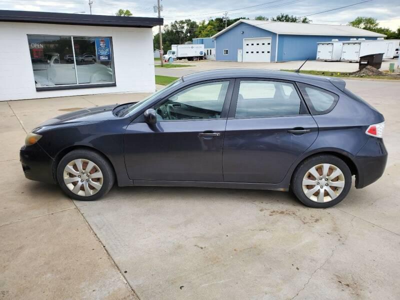 2009 Subaru Impreza for sale at GOOD NEWS AUTO SALES in Fargo ND