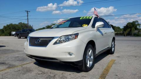 2012 Lexus RX 350 for sale at GP Auto Connection Group in Haines City FL