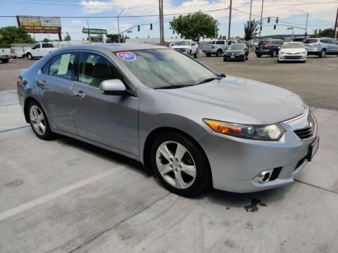 2011 Acura TSX for sale at California Motors in Lodi CA