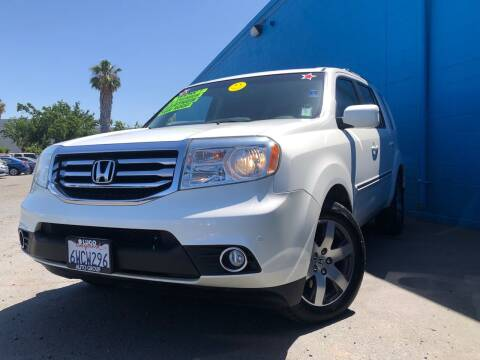2012 Honda Pilot for sale at LUGO AUTO GROUP in Sacramento CA