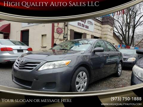 2011 Toyota Camry for sale at High Quality Auto Sales LLC in Bloomingdale NJ